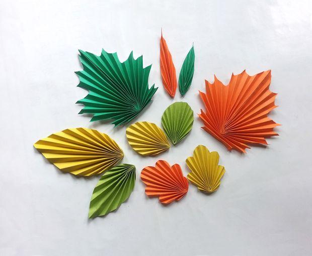 hojas de papel - handfie