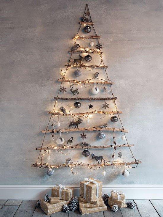 aa19b8e51fa 30 árboles de Navidad originales - Handfie