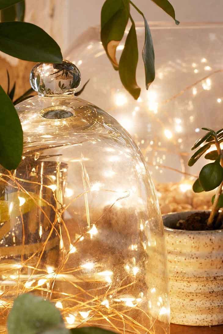 460e730af6b Luces de Navidad  15 ideas para reutilizarlas - Handfie