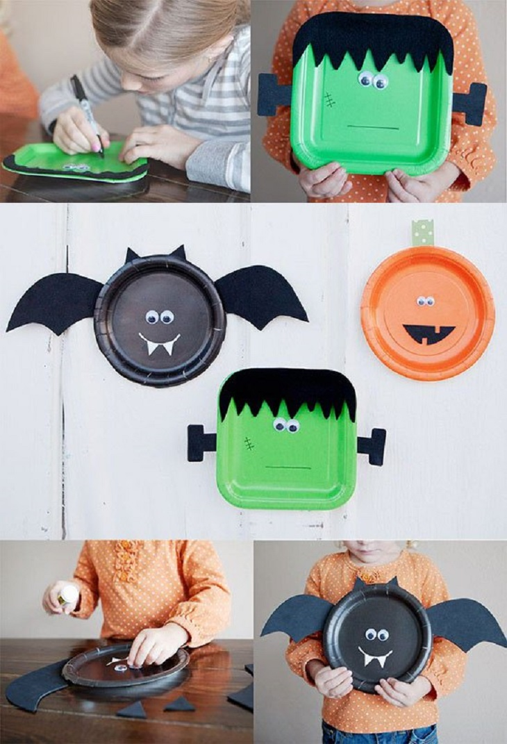 Manualidades Halloween Ninos.20 Ideas Diy Para Tu Fiesta De Halloween Handfie Diy