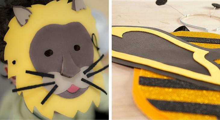 animales - disfraces DIY