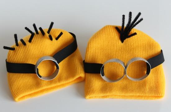 Minions - disfraz DIY