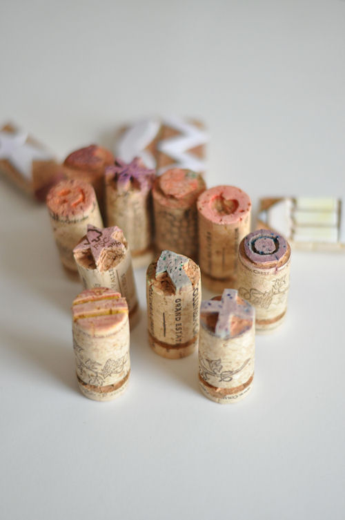 10 manualidades originales con tapones de corcho