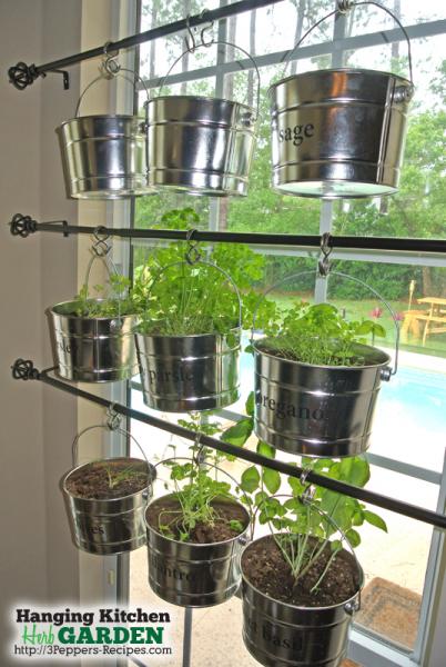 cubo - jardines verticales