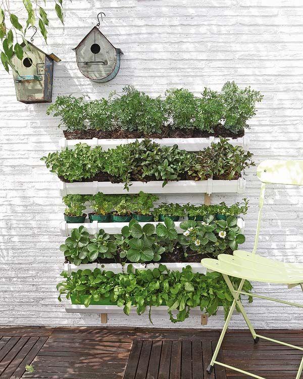 16 Jardines Verticales Que Te Van A Encantar Handfie