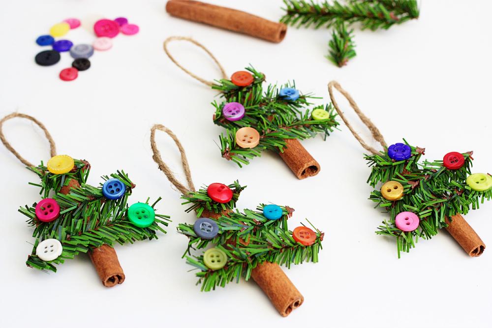 Adornos Navideños Manualidades Para Colgar En Tu árbol De Navidad