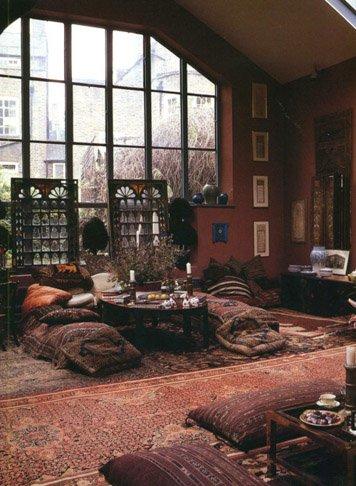 Decoracion romantica para momentos especiales como san valentin o bodas espacio distinto de la casa donde dormir y cenar para dos
