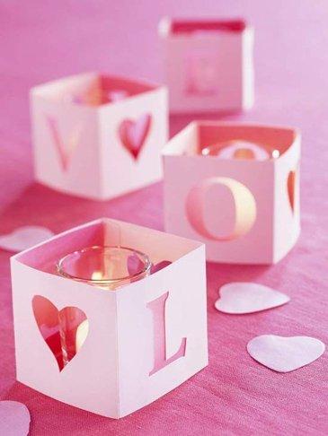 Ideas De Decoracion Romantica Para San Valentin Handfie Diy - Decoracion-san-valentin