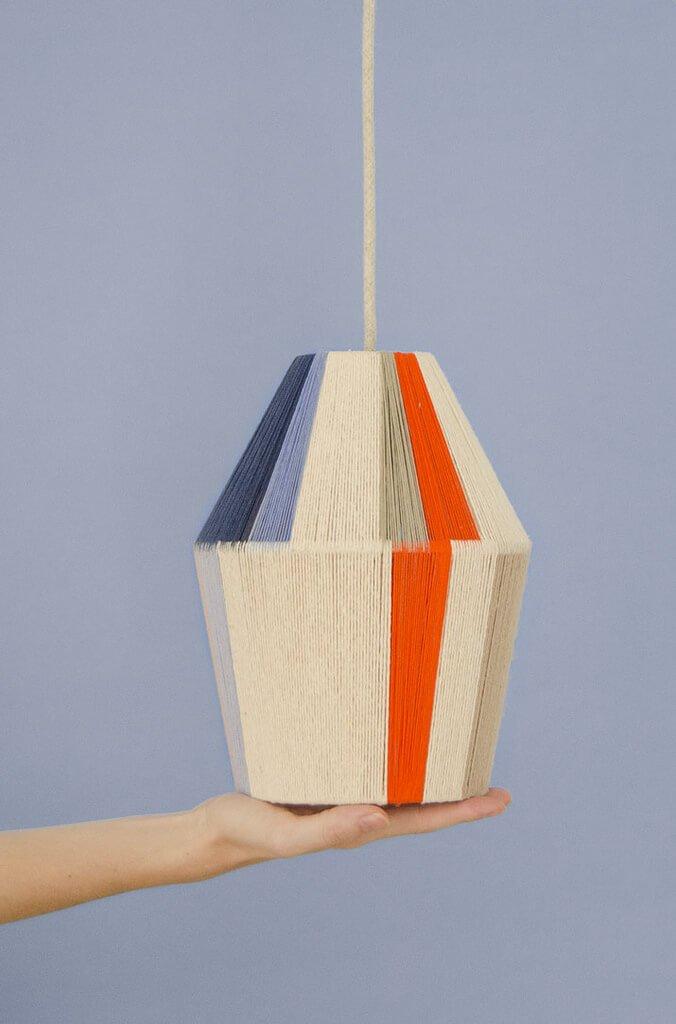 Ideas De Decoración 14 Lámparas Diy Para Tu Casa Handfie Diy