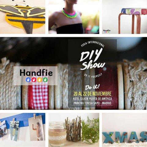Talleres Handfie DIY Show