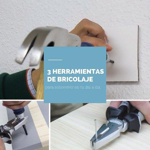 3 herramientas b sicas de bricolaje para tu d a a d a - Herramienta de bricolaje ...