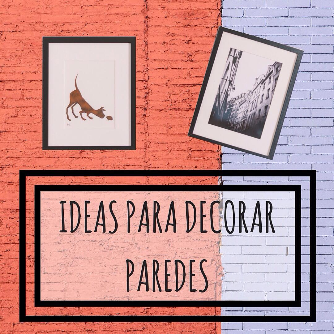 Ideas decoracion paredes ideas para decorar con papel for Ideas para decorar paredes