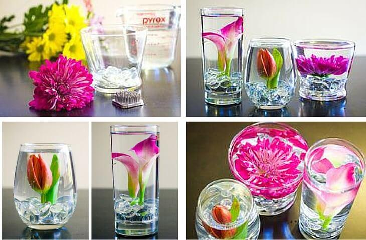 Manualidades f ciles de primavera 20 ideas para el buen tiempo handfie diy - Plantas pequenas para regalar boda ...