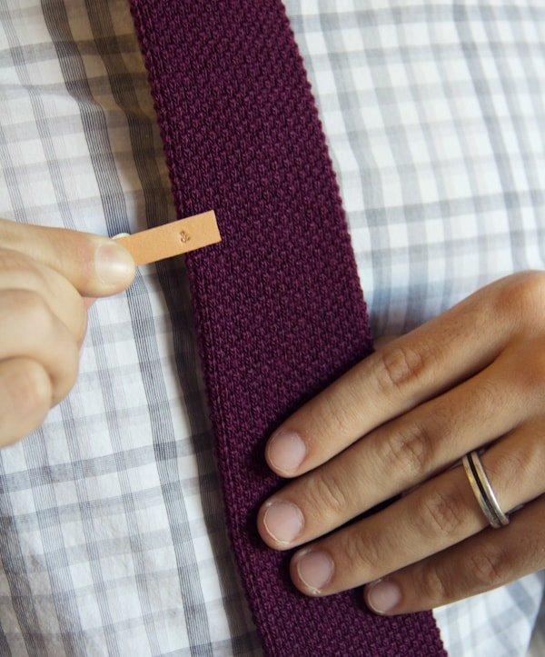 Pisacorbatas para regalar en el Día del Padre