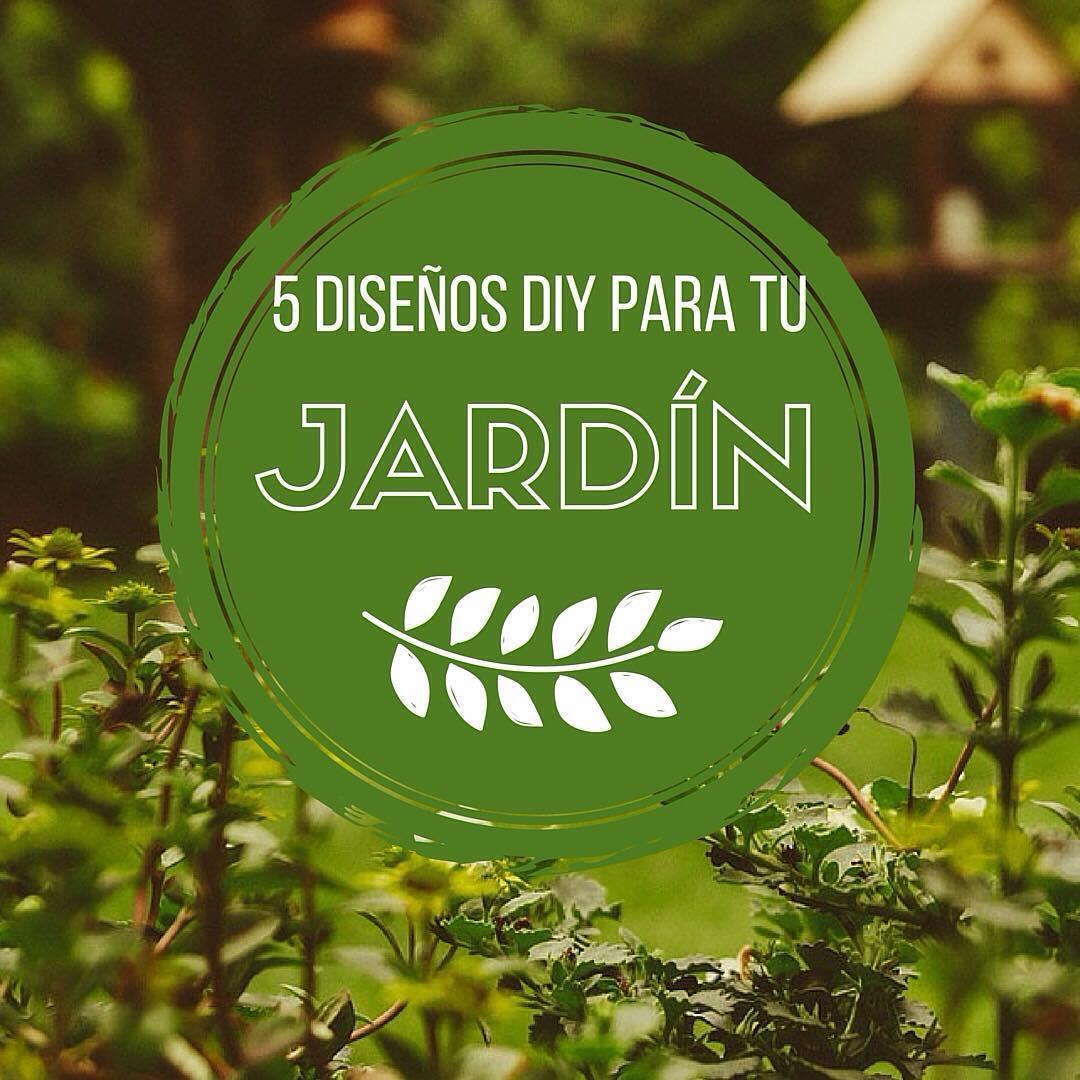 5 maneras de dise ar tu jard n handfie for Como disenar tu jardin