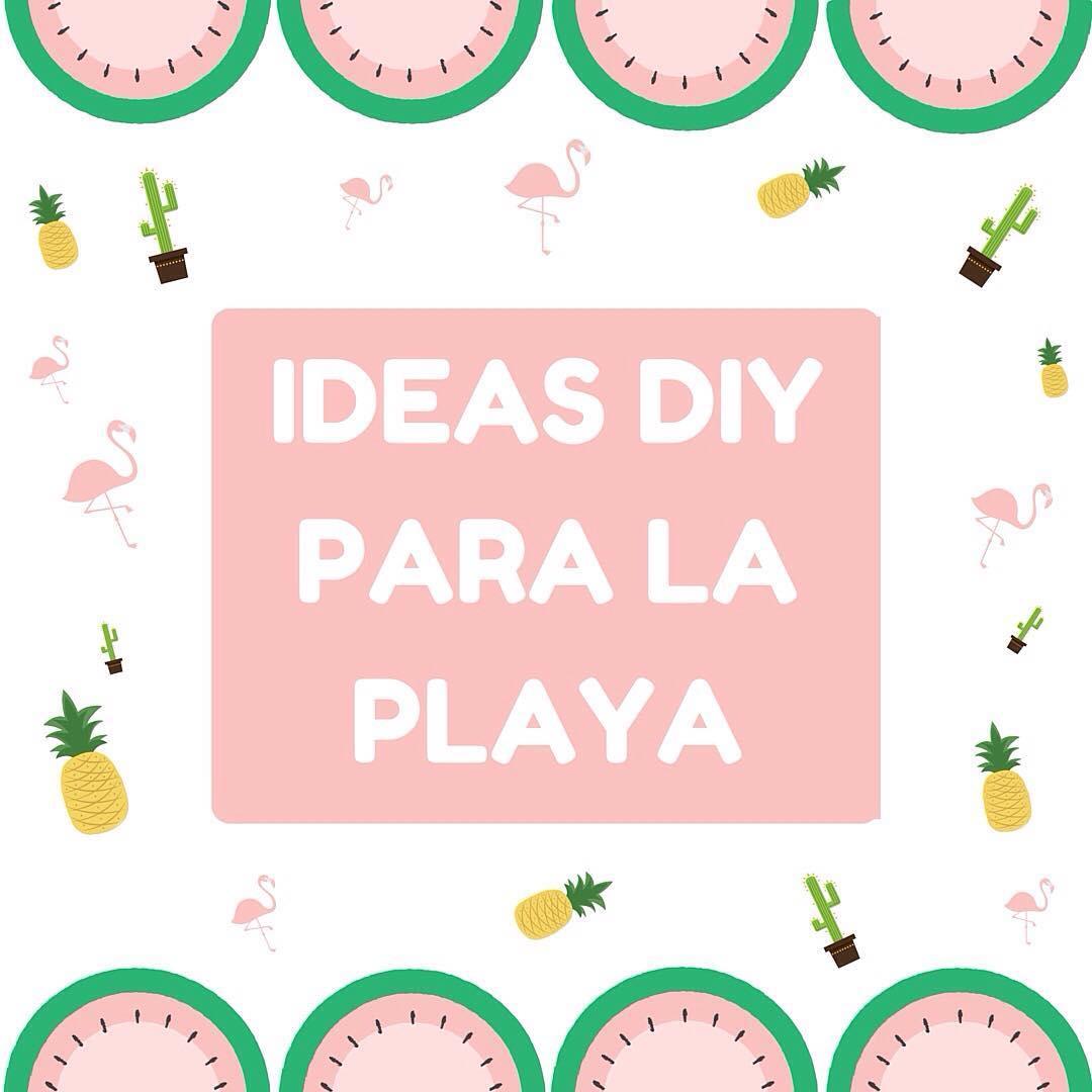 17 ideas diy para la playa