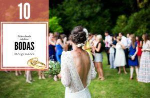 sitios para bodas originales