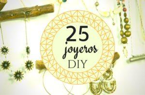 joyeros DIY