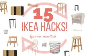 IKEA hacks 15 ideas