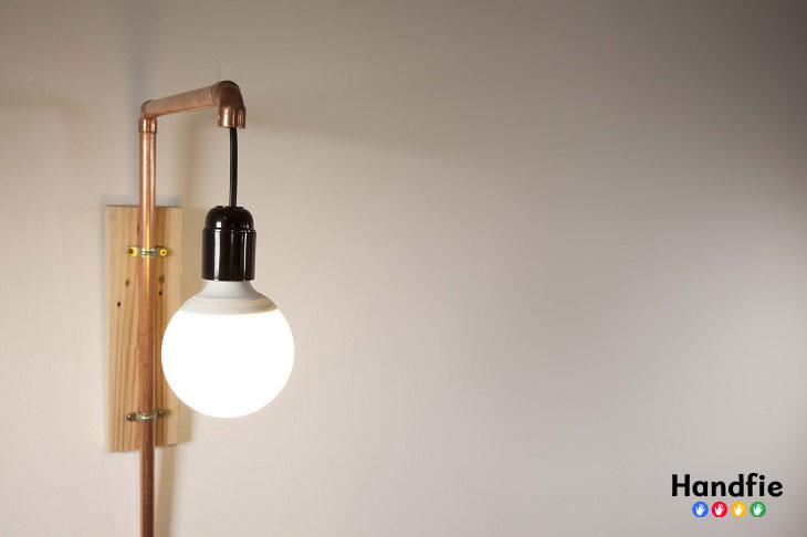 Lamparas caseras originales best lampara pia chapada - Lamparas caseras originales ...