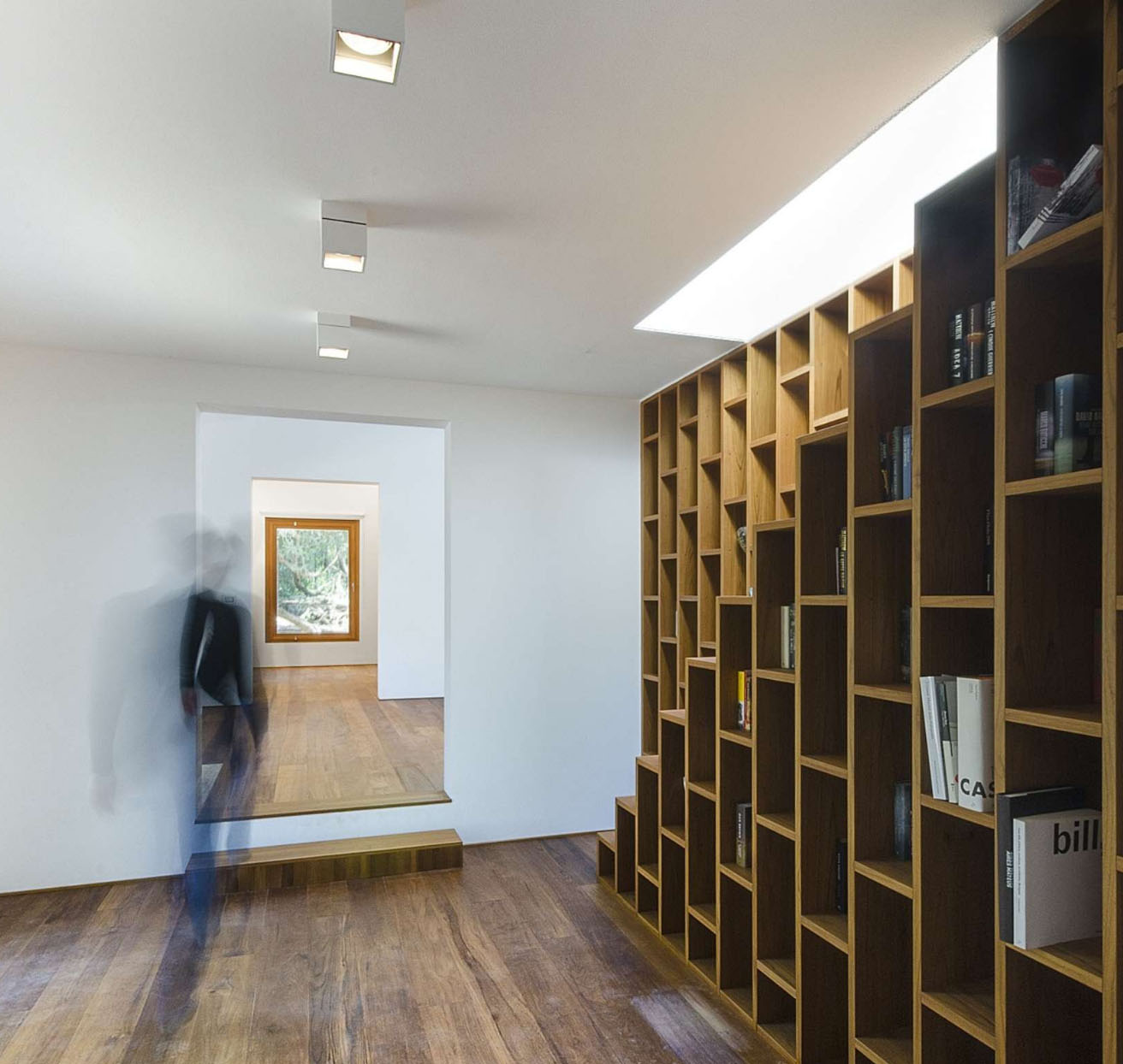 10 librer as incre bles que nos encantan handfie diy - Librerias con escalera ...