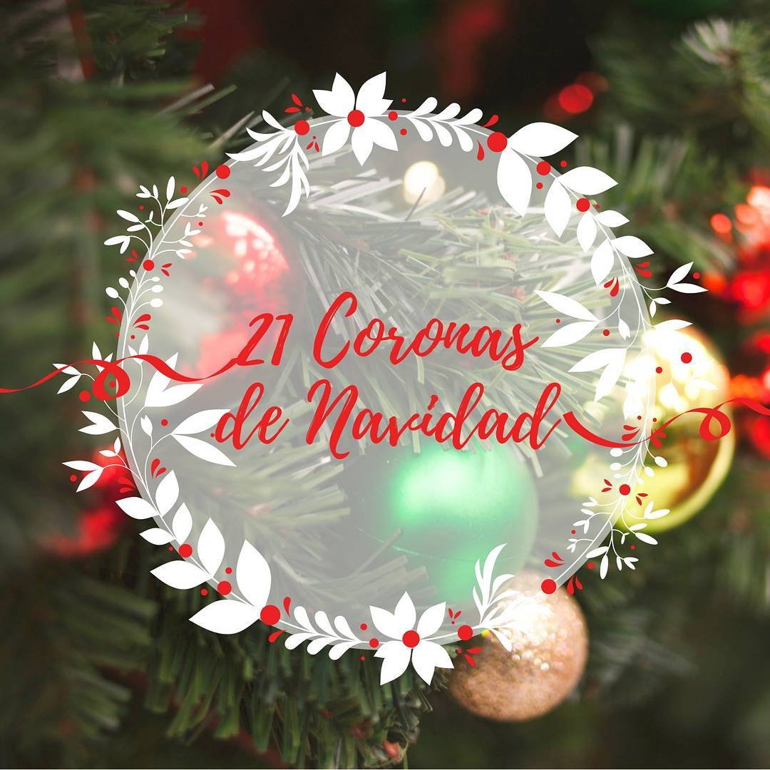 Coronas de navidad trendy with coronas de navidad for Coronas de navidad
