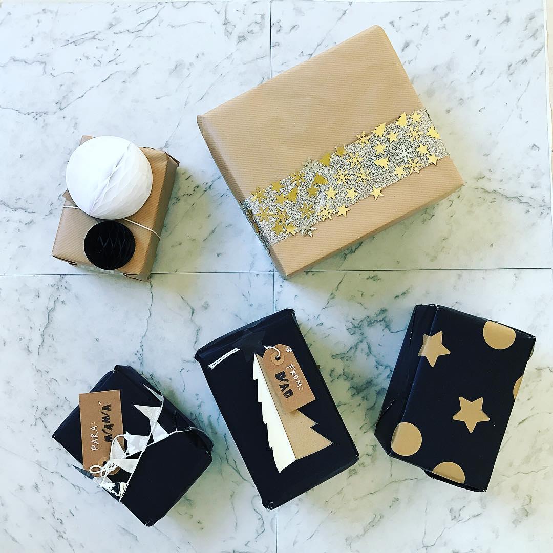 10 formas de envolver regalos
