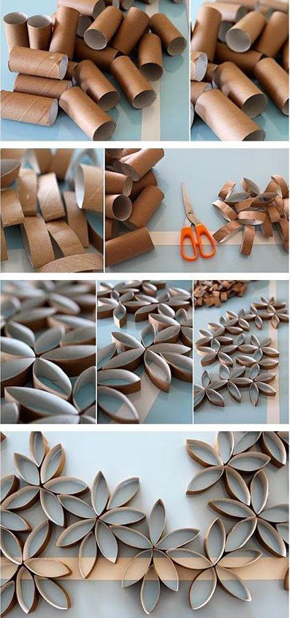 Decoracion rollos de papel higienico porta rollo de papel for Como decorar un rollo de papel higienico