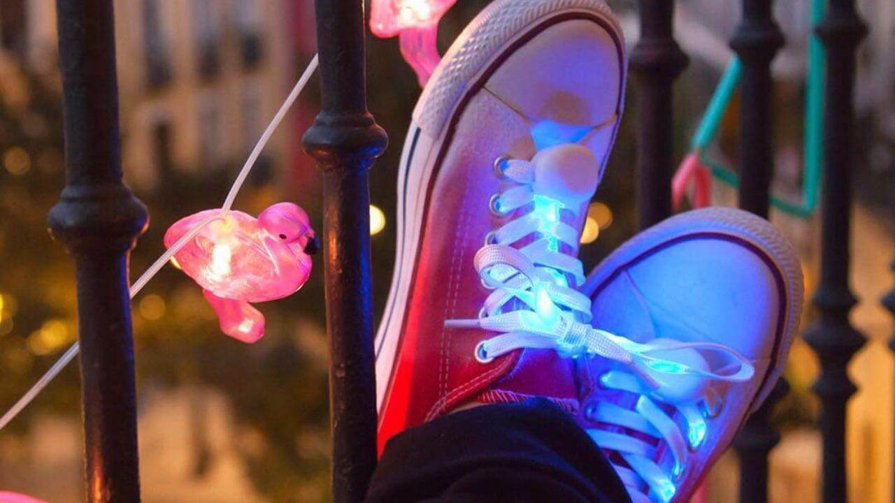 Espolvorear Cita instructor  Cómo teñir unas zapatillas   Handfie DIY