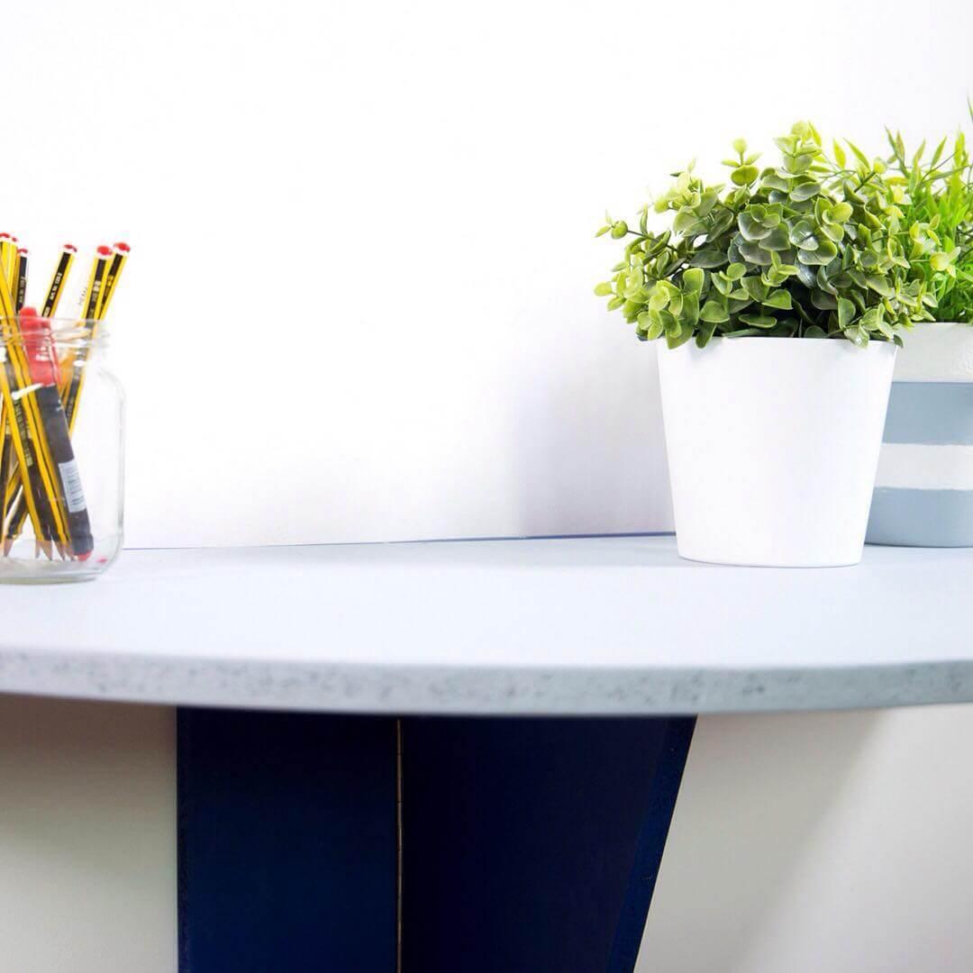 C mo hacer una mesa abatible handfie diy - Como hacer una mesa abatible ...