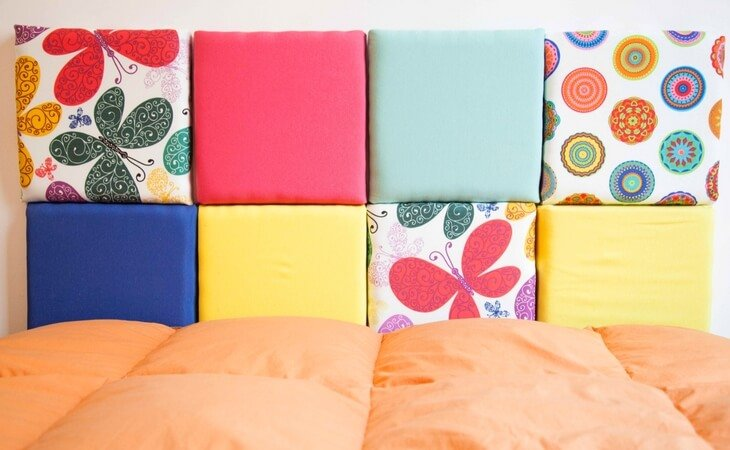 Bricolaje casero ideas para decorar tu dormitorio - Estilo patchwork ...