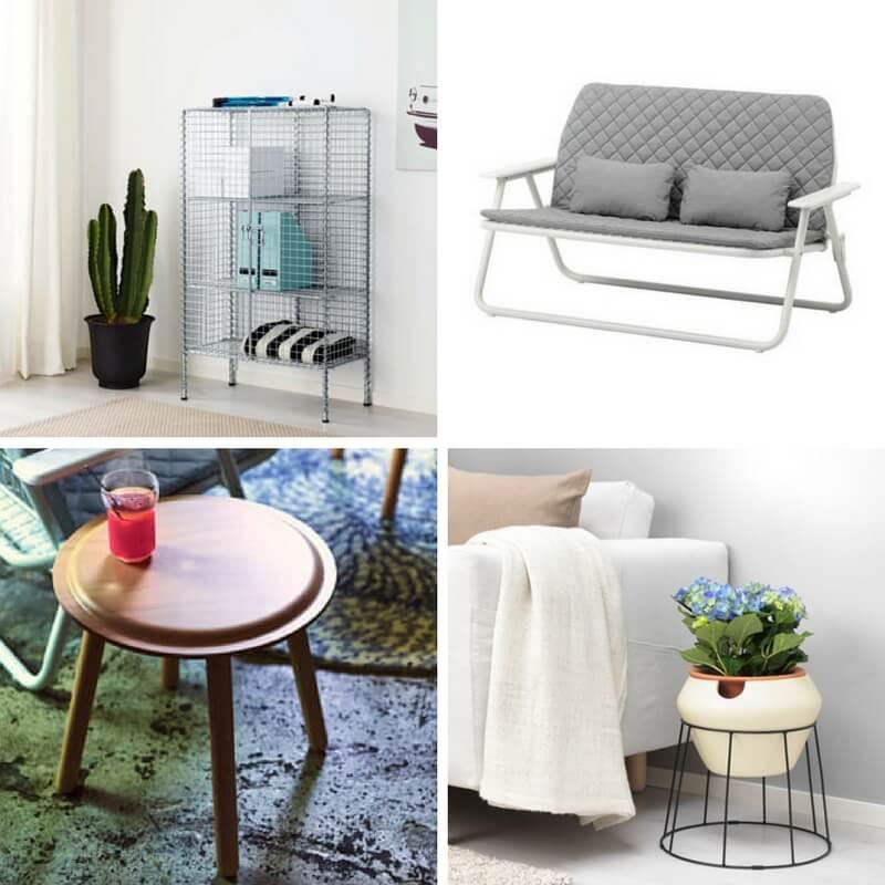 Selección de artículos de la colección PS 2017 de Ikea