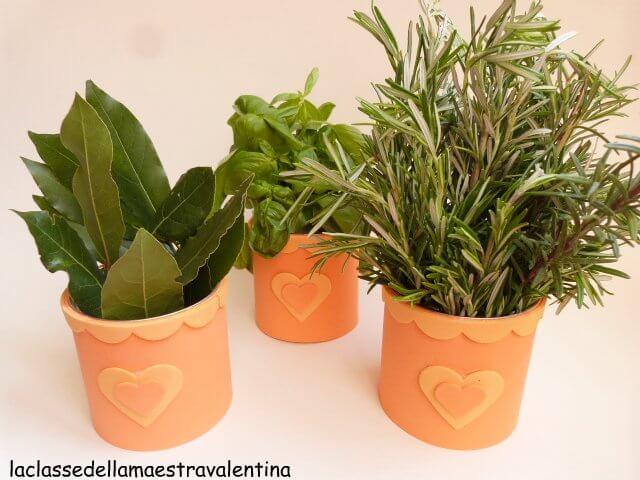 Idea para las plantas de goma eva