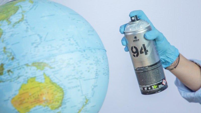 Imprimación para plásticos en sprays