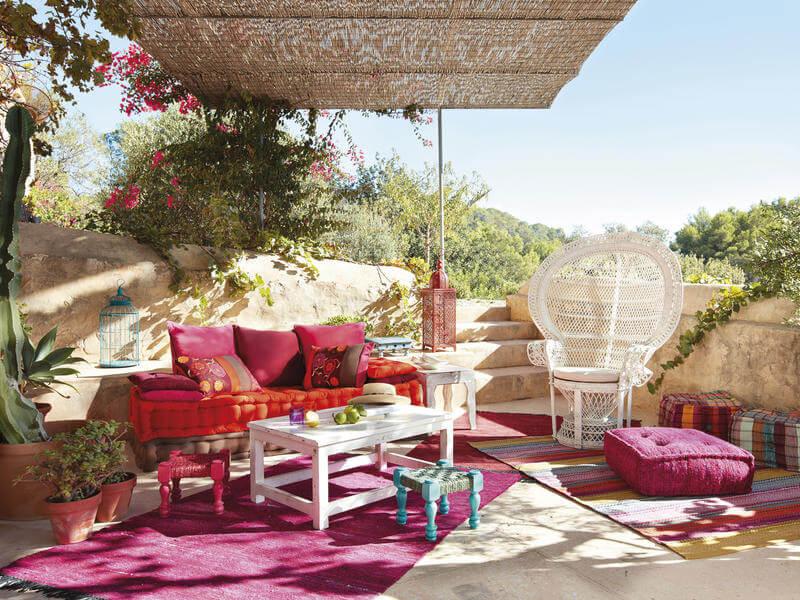 10 ideas para decorar terrazas y balcones handfie diy for Muebles para terraza economicos