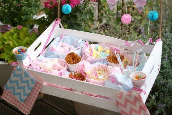 16 ideas de decoraci n con cajas de madera handfie diy - Caja fruta decoracion ...