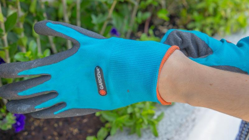 Guantes para trabajos de jardinería de Gardena