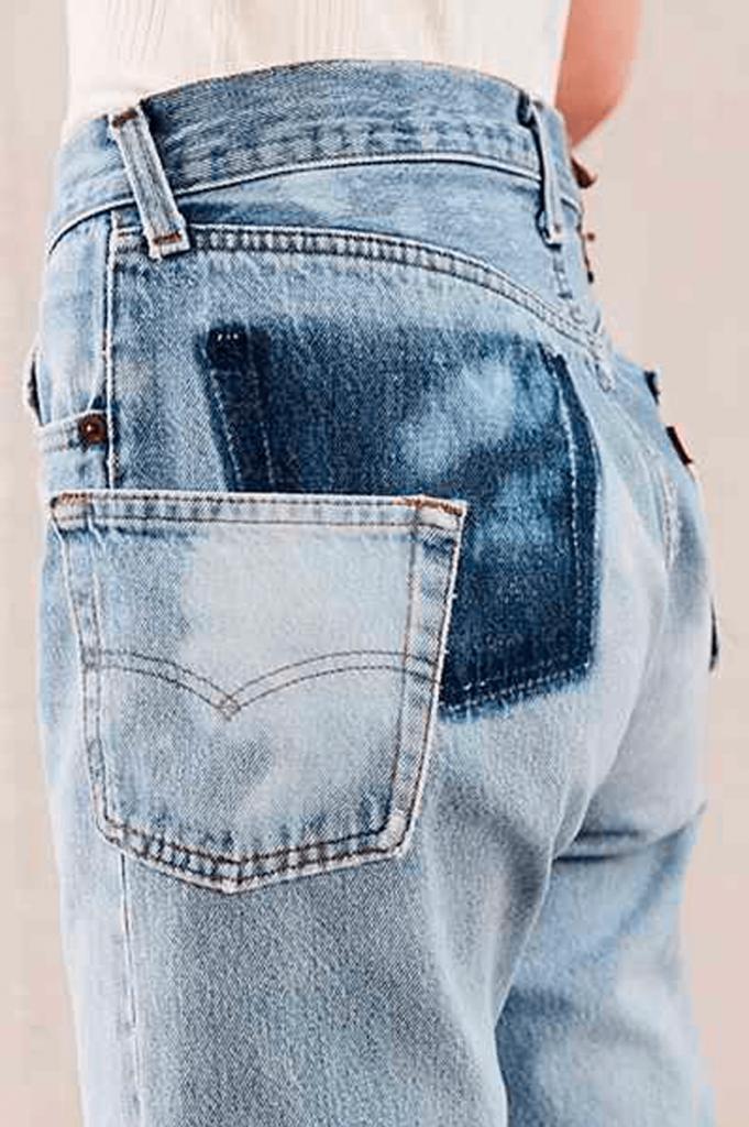 bad9d33642 Customizar ropa  cómo renovar tus vaqueros y adaptarlos a la moda
