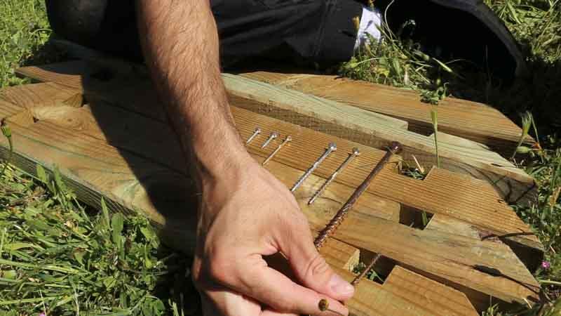 Cómo montar una pérgola de madera - Handfie DIY