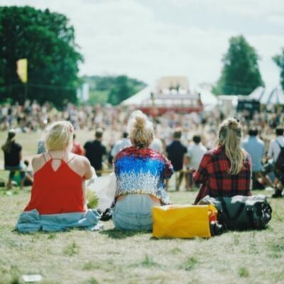 Complementos lowcost para festivales de verano