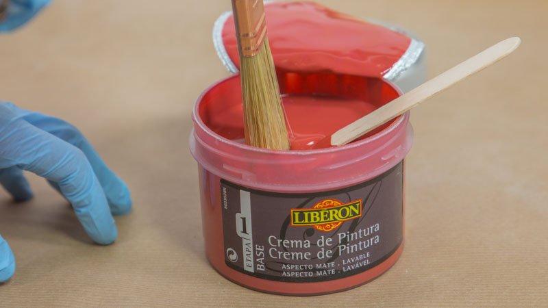 Crema de pintura Liberon