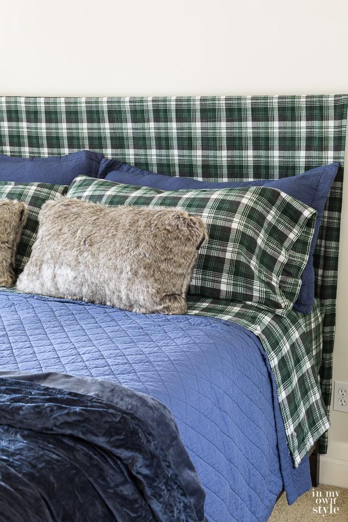 Ideas para renovar el cabecero de tu cama handfie diy - Telas para cabeceros ...