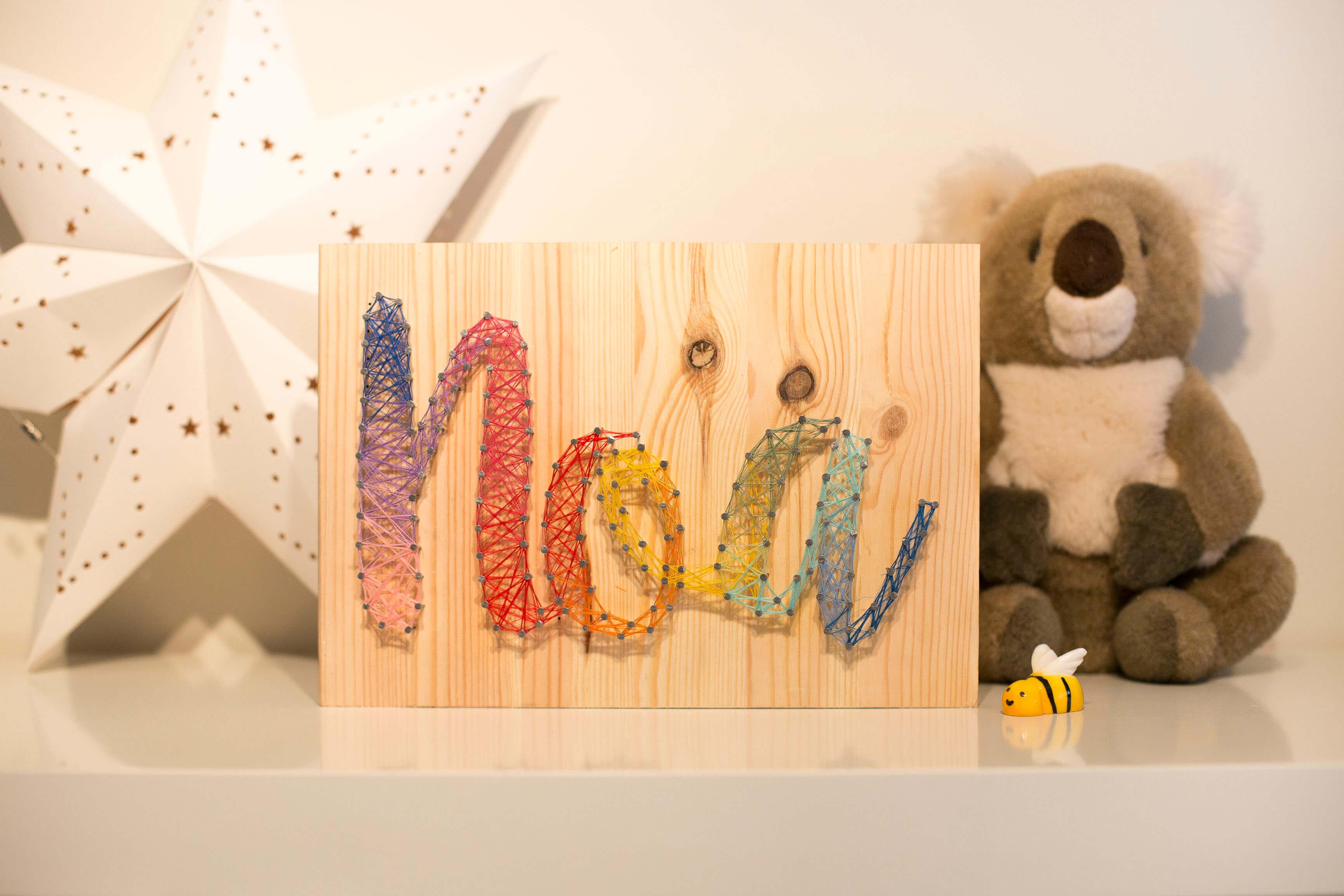 Manualidades fciles con madera 10 ideas Handfie DIy