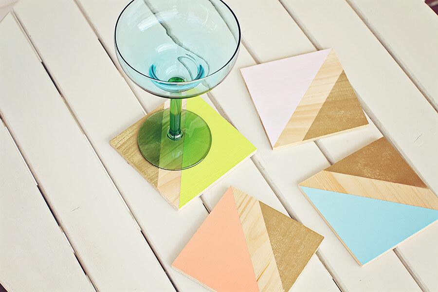 Manualidades f ciles con madera 10 ideas handfie diy - Trabajos manuales faciles para hacer en casa ...