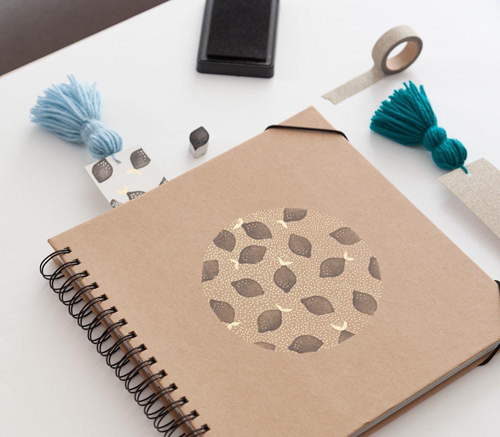 13 ideas para crear tus propios cuadernos personalizados for Cosas de cocina originales