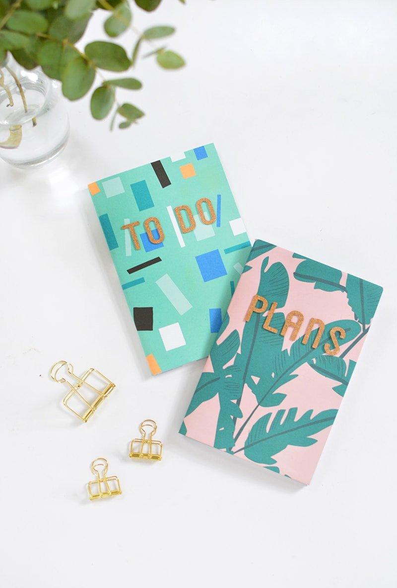 13 Ideas Para Crear Tus Propios Cuadernos Personalizados Handfie Diy