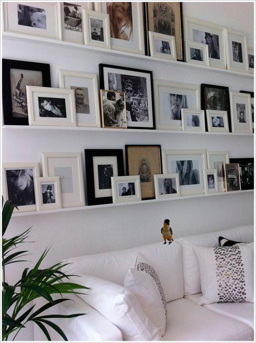 Fotos en baldas para pisos de alquiler