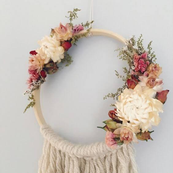 Ideas Con Flores Secas Atrapa Sue 241 Os Con Flores Secas