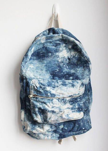 ideas-mochilas-customizadas-azul-desteñido