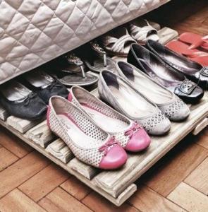 Zapatero diy zapatero debajo de la cama handfie diy for Cama zapatero